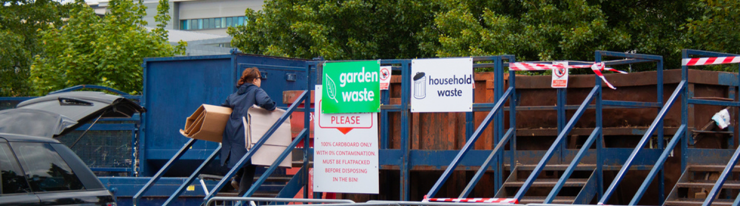 Gateway Road Reuse and Recycling Centre