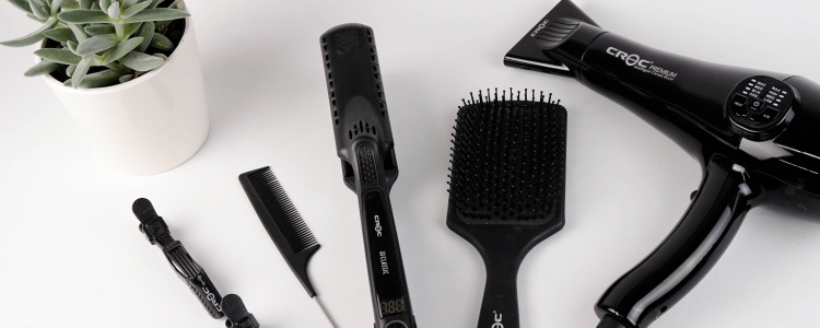 Hair straightener and other hair items