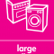 Large appliance icon